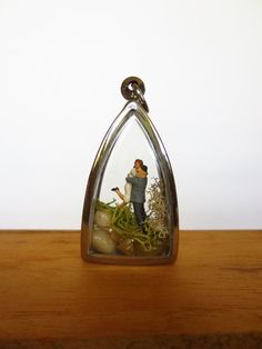 Whimiscial Terrarium Jewelry by The Faerie Nest