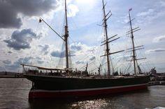 4 Freizeiten: Hamburg .... die letzten Urlaubsfotos vom Sommer, Rickmer Rickmers