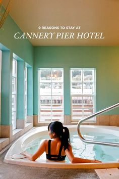 9 Reasons to Stay at the Cannery Pier Hotel Astoria Oregon // Local Adventurer Oregon Vacation, Oregon Road Trip, Oregon Travel, Road Trip Usa, Travel Usa, Beautiful Places In America, Visit Oregon, Astoria Oregon, Astoria Hotel