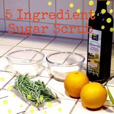 5 Ingredient Sugar S