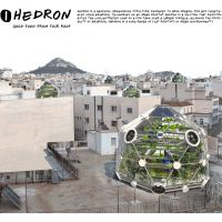 edron, aquaponic farm on an urban rooftop