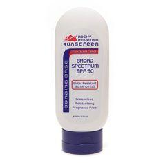 Rocky Mountain Sunscreen SPF 50 Broad Spectrum Sunscreen