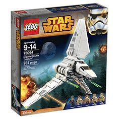 LEGO 6100616 Star Wars Imperial Shuttle Tydirium 75094 Building Kit for sale online Lego Do Star Wars, Theme Star Wars, Star Wars Set, Star Wars Toys, Lego Batman, Lego Marvel, Spiderman, Chewbacca, Lego Sets