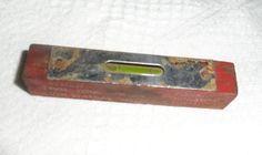 "Red Mini Level Tool 3 1 2"" Long Insta Matic Heater Co Elkhart In   eBay"