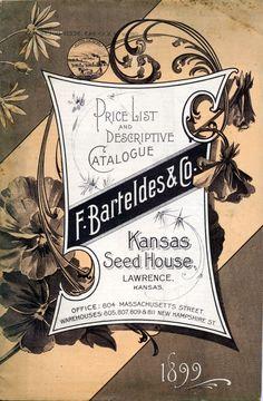 seed catalogs late 1800s #diycrafts #ecrafty #seedcatalogs