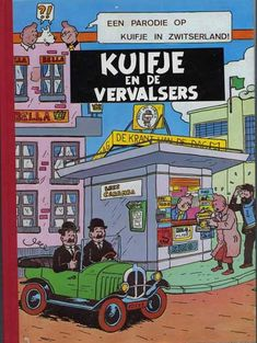 Tintin à Paris - Page 44