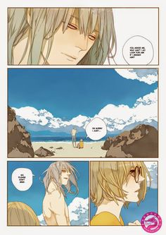 The Specific Heat Capacity of Love [Moss and Old Xian] - 25