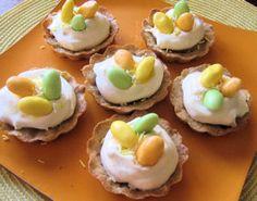Raikkaat leivokset Sitruuna-Limemoussella valmistetaan Kauramurotaikinasta.