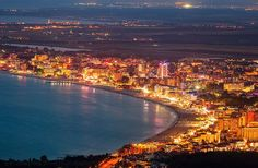 Burgas, Bulgaria.  What a cool place to visit and live.
