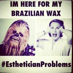 Brazilian wax funny!!