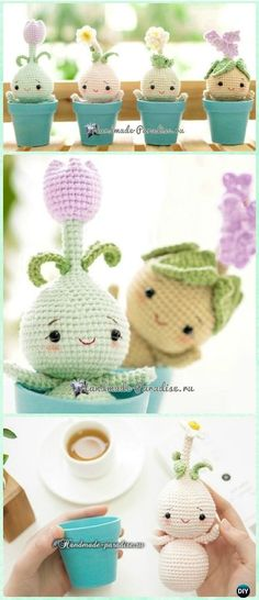 Christina Yarn Passion: Crochet Doll Toys Free Patterns