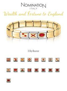Wealth and Fortune to England Wealth, England, Classic, Bracelets, Jewelry, Derby, Jewlery, Jewerly, Schmuck