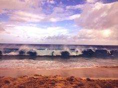 Sandies Beach in Hawaii