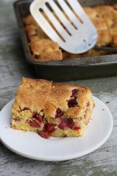 1000+ images about Desserts - cherry on Pinterest   Cherries, Kuchen ...