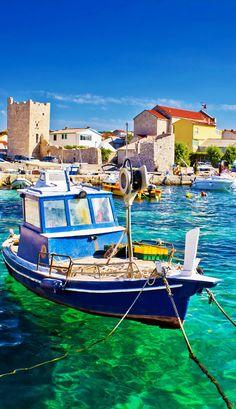 Amazing Adriatic Town of Razanac, Dalmatia, Croatia    |   15 Photos That Will Make You Fall in Love with Croatia