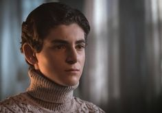 "David Mazouz - ""Gotham"" Heroes Rise: All Will Be Judged (TV Episode 2017) - IMDb"