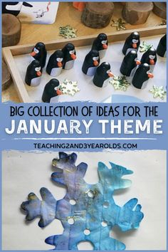 Looking for hands-on preschool January themes ideas? This resource is filled with activities and free printables to help you plan the entire month. Can be adapted for toddlers, too! #toddler #preschool #winter #January #themes #curriculum #lessonplans #activities #homeschool #teachers #classroom #age2 #age3 #teaching2and3yearolds Gross Motor Activities, Preschool Learning Activities, Toddler Preschool, Educational Activities, Preschool Activities, Winter Songs For Preschool, Winter Activities, Circle Time Activities, Lesson Plans For Toddlers
