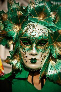 Venice Mask by Andrea Silvestri, via 500px