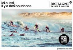 BRETAGNE PASSEZ À L'OUEST Photo Ciel, Region Bretagne, Corporate Communication, Paris, Photos Du, Storytelling, Advertising, Marketing, Water