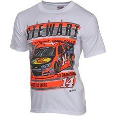 NASCAR Chase Authentics Tony Stewart Straightaway T-Shirt