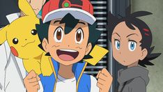 Pokemon People, Pokemon Ships, Happy D, Cute Pokemon Wallpaper, Ash Ketchum, Catch Em All, Character Design References, All Anime, Cool Pictures