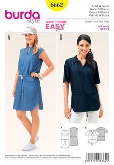 B6662 - All Sewing Patterns