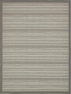 Gray Outdoor Area Rug