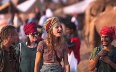 #PushkarCamelFair is held every year in #Pushkar offering traditional bliss and luxury camping options.  Visit- http://bit.ly/2cvg4re #travel #ttot #India #indiatourpackages