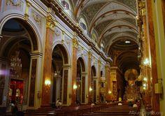 imágenes de la catedral de Salta-Argentina