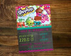 Shopkins by Angela on Etsy