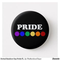 """Pink Sheep Funny LGBT Badge Button Pin 1.25/"""" 32mm Gay Lesbian Queer Pride"""