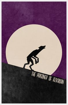The Prisoner of Azkaban (The Boy Who Lived 3 of 8) Art Print by Travis English