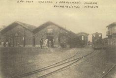 1907. Talleres, caballerizas y oficinas de Mac Lennan