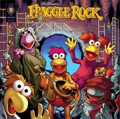 Fraggle Rock Tattoo Inspiration