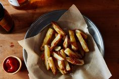 Patricia Wells' Fake Frites