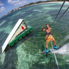 Life is all about doing good and feeling good! #TonaLife #OzoneKites #Kitesurfing #Kiteboarding #GoPro #Dakine