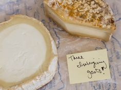 Serious Cheese: 3 Unusual Goat's Milk Cheeses to Get You Hooked | Serious Eats