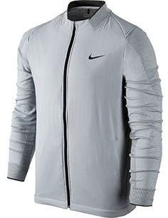 Nike Golf Hyperadapt Aerolayer Jacket Wolf Grey/Reflective Black XL >>>  More info