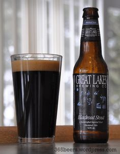 Great Lakes Blackout Stout (Great Lakes Brewing Company)