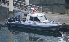 RCMP Harbor Police Boat
