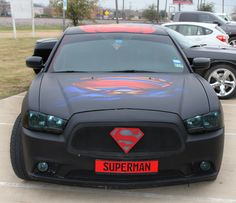 SuperMan Charger