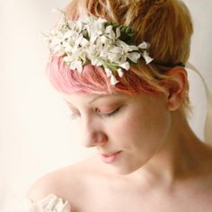 hair pieces for pixie cut