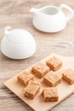 Peanut butter fudge - wow!