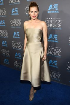 Best dressed of the 2015 Critics Choice Awards: