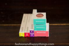 Fashion and Happy Things!: Spring Colourpop Cosmetics Haul