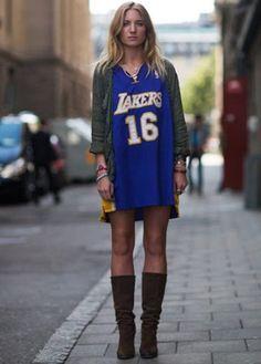 times-basquete-camiseta-vestidos-esportivos-looks-tendencia-sporty-camiseta-vestido-times
