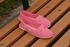 Балетки слиперы `Ярко-розовые`, рисунок АРОЧКИ. После прогулки можно и отдохнуть.