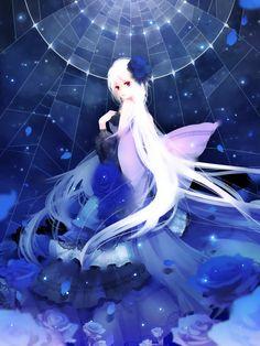 Pixiv: Blue Rose (Yuu Kichi)