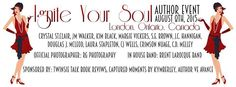 [August 8, 2015] Meet J.C. Hannigan at the Ignite Your Soul Author Event 2015. All of the proceeds from event door prizes and the photo booth will be going to Bereaved Families of Ontario-Southwestern region.