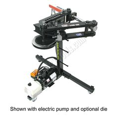 Pro-Tools Brute Hydraulic Tube Bender Deluxe Kit, Round Tubing, Pipe and Square   Price: $2,659.00